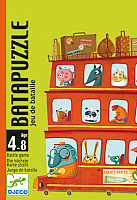 Настольная игра Djeco Бата-пазл / 05125 -