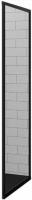 Душевая стенка RGW Z-05 Easy / 32220570-14 (70x195, прозрачное стекло/черный) -