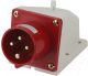 Вилка силовая TDM SQ0605-0015 -