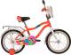 Детский велосипед Novatrack Candy 165CANDY.CRL9 -
