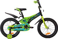 Детский велосипед Novatrack Flightline 167FLIGHTLINE.BK9 -