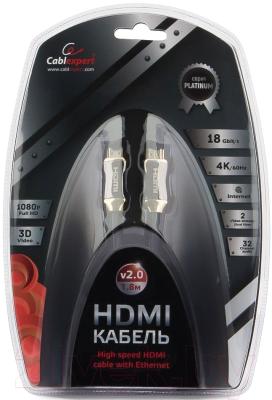 Кабель Cablexpert CC-P-HDMI03-1.8M