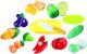 Набор игрушечной посуды Ausini Продукты / TP262 -