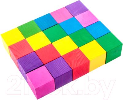 Развивающая игрушка Томик Кубики. Цветные / 2323