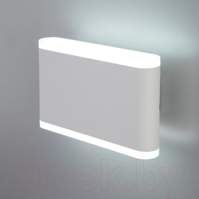 Бра уличное Elektrostandard 1505 Techno Led Cover (белый)