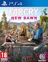 Игра для игровой консоли Sony PlayStation 4 Far Cry. New Dawn -