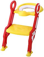 Детская накладка на унитаз Pituso 16018B (желтый) -