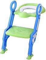 Детская накладка на унитаз Pituso 16018B (зеленый) -