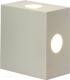 Светильник уличный Elektrostandard 1601 Techno LED Kvatra (белый) -