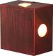 Светильник уличный Elektrostandard 1601 Techno LED Kvatra (красно-черный) -