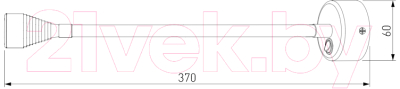 Спот Elektrostandard Kord LED MRL LED 1030 (белый)