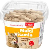 Витамины для животных Sanal Multi Vitamin / 1580SC (100г) -