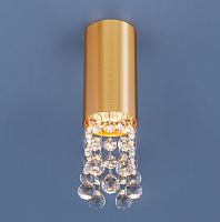 Точечный светильник Elektrostandard 1084 GU10 GD -