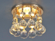 Точечный светильник Elektrostandard 2051 MR16 GD/CL -