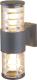 Бра уличное Elektrostandard 1407 Techno (серый) -