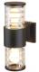Бра уличное Elektrostandard 1407 Techno (черный) -