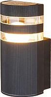 Бра уличное Elektrostandard 1444 Techno (черный) -