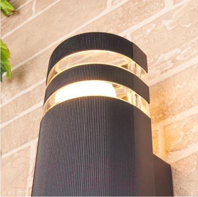 Бра уличное Elektrostandard 1444 Techno (черный)
