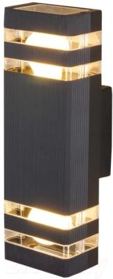 Бра уличное Elektrostandard 1449 Techno (черный)