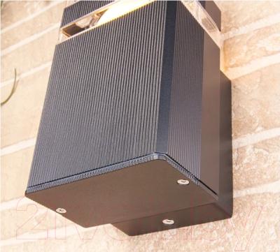 Бра уличное Elektrostandard 1450 Techno (черный)