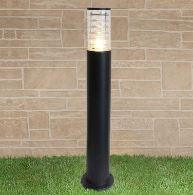 Светильник уличный Elektrostandard 1507 Techno (черный)