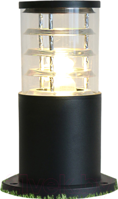 Светильник уличный Elektrostandard 1508 Techno (черный)