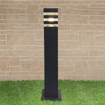 Светильник уличный Elektrostandard 1550 Techno (черный)