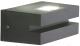 Бра уличное Elektrostandard 1611 Techno LED Nerey (алмазный серый) -