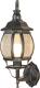Бра уличное Elektrostandard 9913-С GL 1001U (черный) -