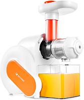 Соковыжималка Kitfort KT-1110-2 (оранжевый) -