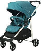 Детская прогулочная коляска Rant Alfa / RA130 (малахитовый) -