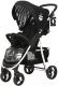 Детская прогулочная коляска Rant Kira Trends / RA055 (Lines Graphite) -