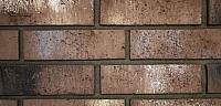 Декоративный камень РокСтоун Tsegla Поднепровский кирпич 909.2П (какао) -