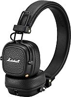 Наушники-гарнитура Marshall Major III Bluetooth (черный) -