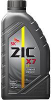 Моторное масло ZIC X7 LS 10W40 / 132620 (1л) -