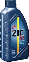Моторное масло ZIC X5 5W30 / 132621 (1л) -