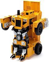 Радиоуправляемая игрушка MZ Трансформер самосвал / 2821P -