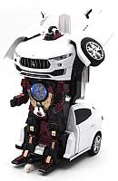 Радиоуправляемая игрушка MZ Трансформер Maserati Levante / 2392PF -