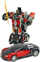 Радиоуправляемая игрушка MZ Трансформер Bugatti / 2331X -