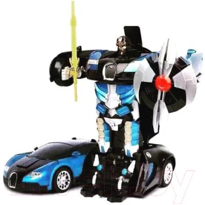 Радиоуправляемая игрушка MZ Трансформер Bugatti / 2331X