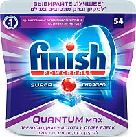 Таблетки для посудомоечных машин Finish Quantum Max (54шт) -