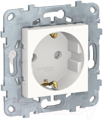Розетка Schneider Electric Unica NU503718