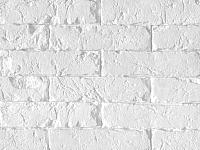 Декоративный камень Baastone Кирпич Этна белый 101 (260x65x10-14) -