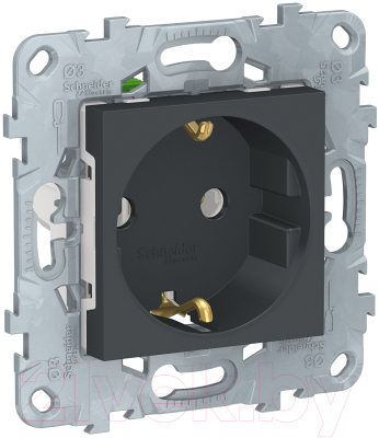 Розетка Schneider Electric Unica NU505654