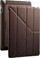 Чехол для планшета Cooler Master Yen Folio for iPad 2/3/4 Golden Bronze (C-IP4F-CTYF-ZZ) -