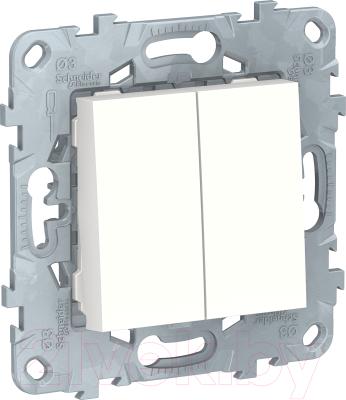 Выключатель Schneider Electric Unica NU521118