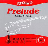 Струны для смычковых D'Addario J1010 4/4 M -