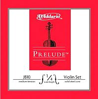 Струны для смычковых D'Addario J810 1/4 M -