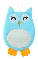 Мочалка для тела Roxy-Kids Baby Owl / RBS-003 -
