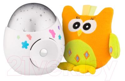 Ночник Roxy-Kids Колибри / R-SA99B ночник проектор roxy kids colibri с совой r sa99b